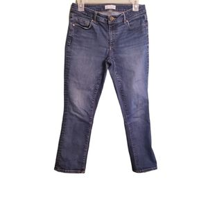 Loft women's 27/4 high rise jeans